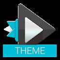 Material Dark Blue Theme icon