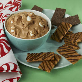 Peanut Butter S'mores Dip.