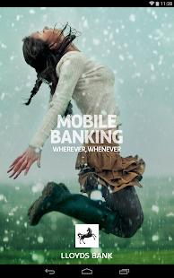 Lloyds Bank Mobile Banking - screenshot thumbnail