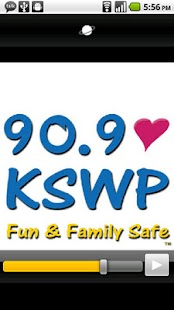KSWP 90.9 - screenshot thumbnail