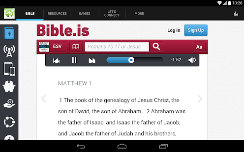 Bible App- screenshot thumbnail