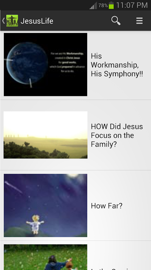 Jesus Life Together Journal- screenshot