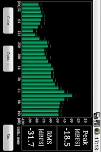 RTA Audio Analyzer- screenshot thumbnail