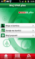 Screenshot of SPAR plus