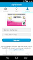 Screenshot of Capital Social