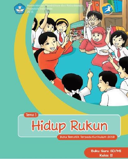 Buku Guru Kurikulum 2013 SD