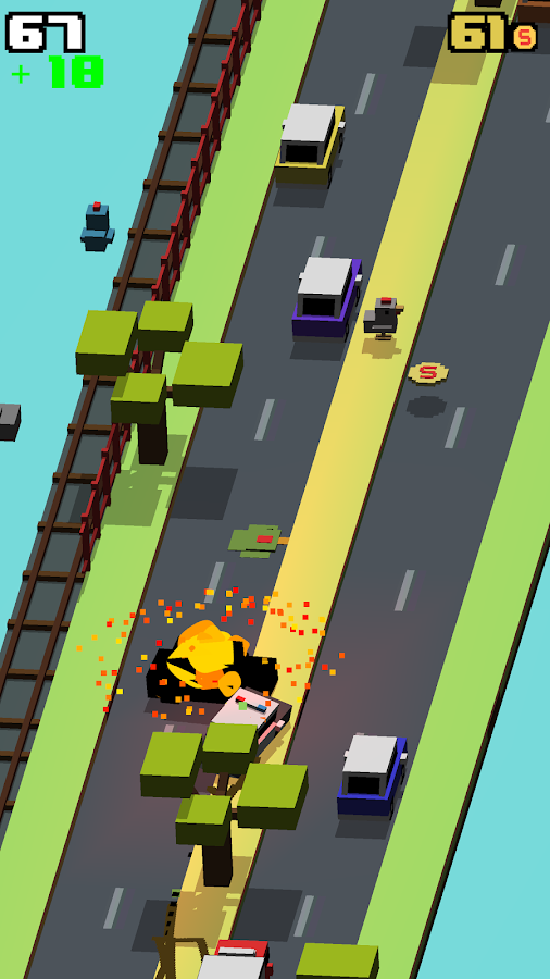 Smashy road android apps on google play smashy road screenshot sciox Image collections