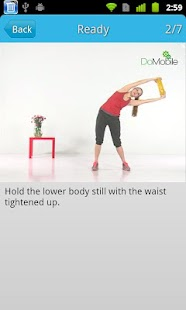Ladies' Home Workout- screenshot thumbnail