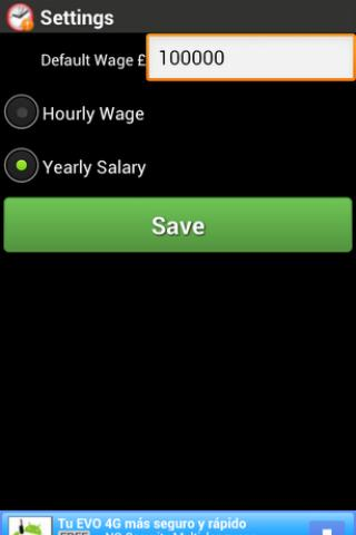 Poop Salary - screenshot
