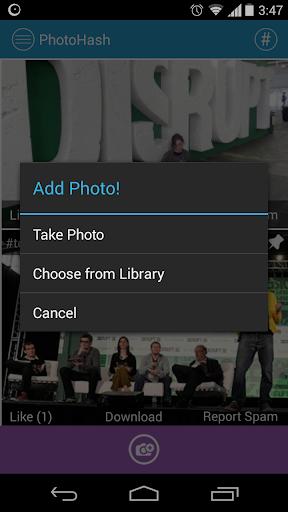 【免費社交App】PhotoHash, Instant photo share-APP點子