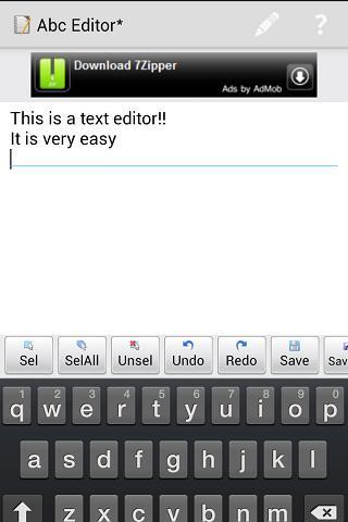 Abc Editor Text Editor
