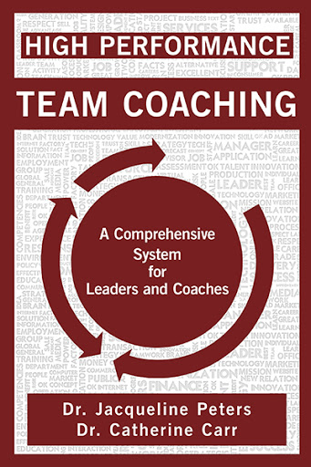 High Performance Team Coaching cover