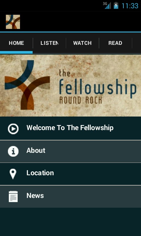 The Fellowship Round Rock - screenshot