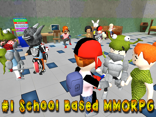 School of Chaos Online MMORPG Screenshot