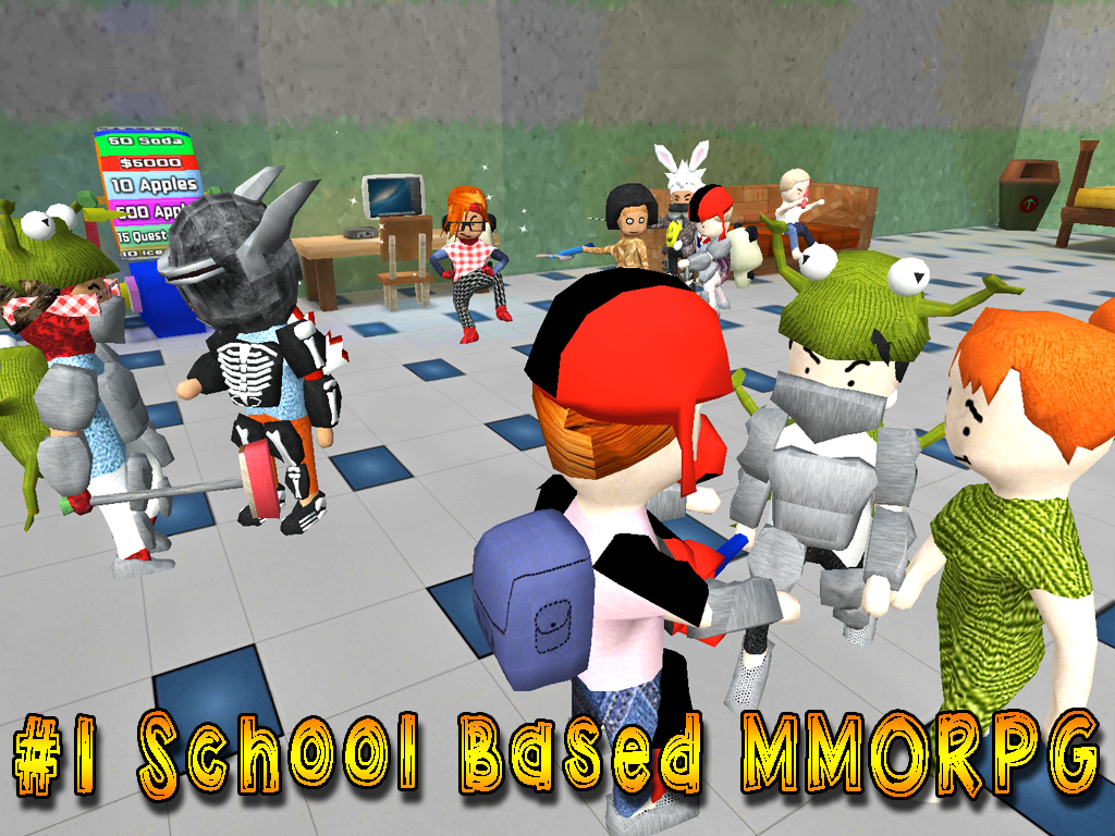 School of Chaos Online MMORPG- screenshot