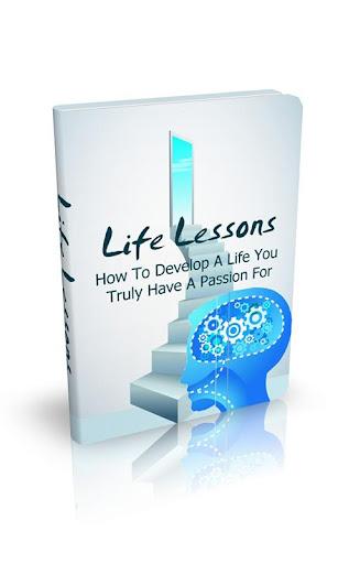 Life Lessons: Self Development