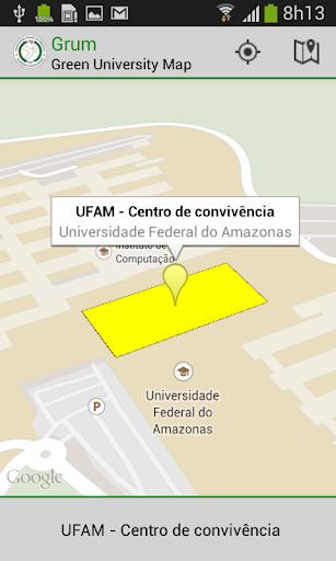 Grum - Green University Map
