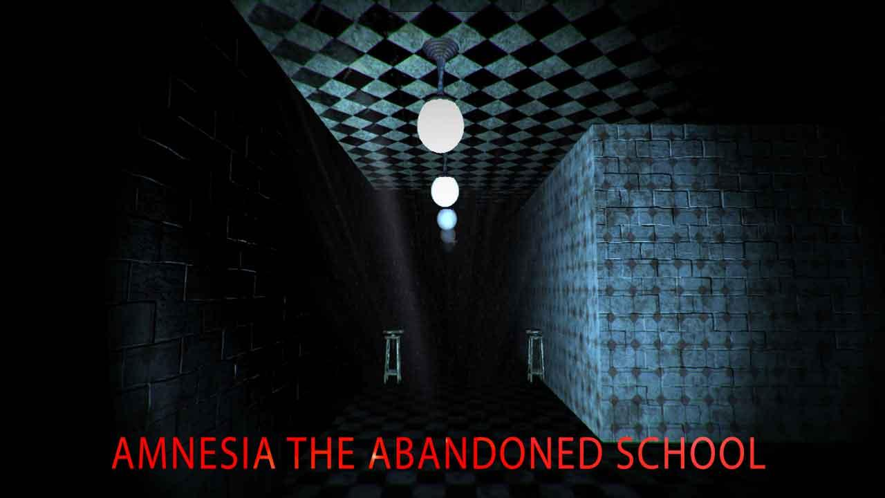 Amnesia:The Abandoned School- screenshot
