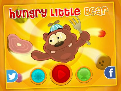 飢餓的小熊 解謎 App-癮科技App