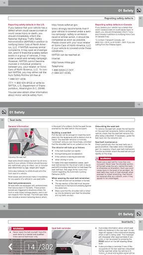 玩免費書籍APP|下載Volvo XC60 2015 Owners Manual app不用錢|硬是要APP