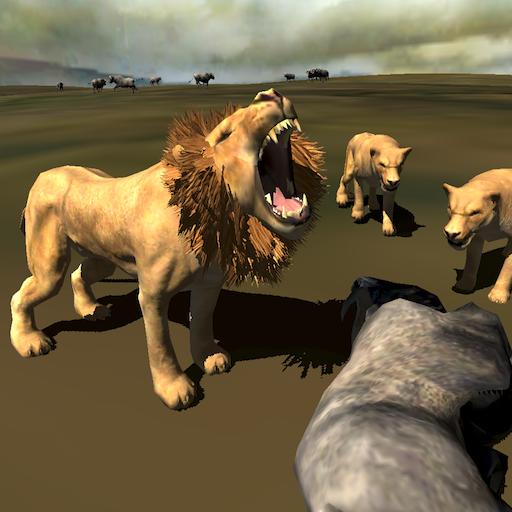 Africa Wild LOGO-APP點子