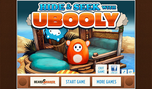 Hide Seek Ubooly Free