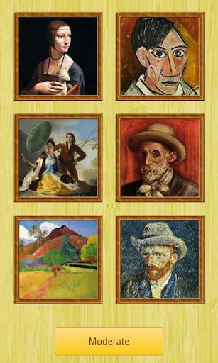 【免費家庭片App】Art Memory Game Free-APP點子