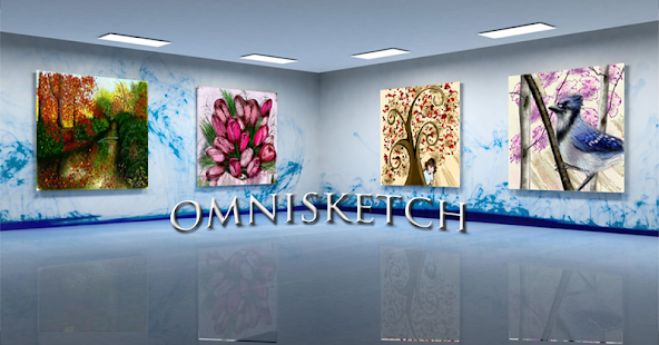 OmniSketch- screenshot thumbnail