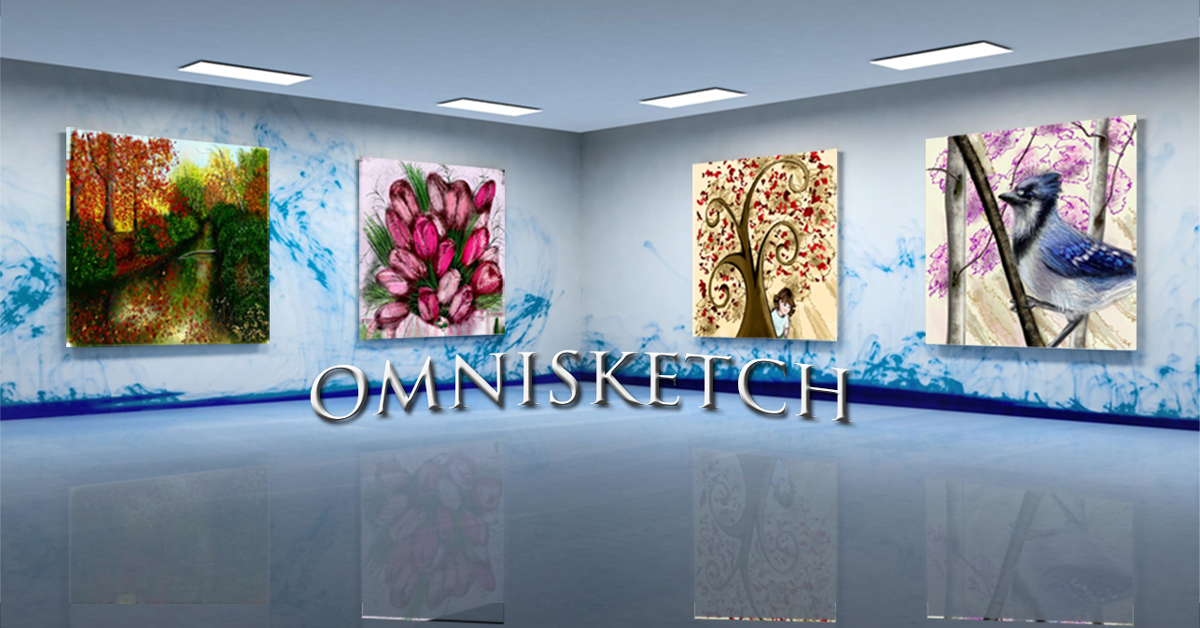OmniSketch - screenshot