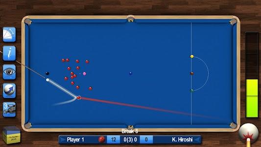 Pro Snooker 2015 v1.20 Unlocked