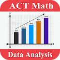 ACT Math : Data Analysis Lite icon