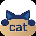 CAT메신저-그룹보안대화 icon