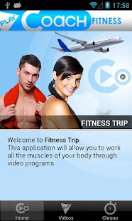 PlayCoach™ Fitness Trip- screenshot thumbnail