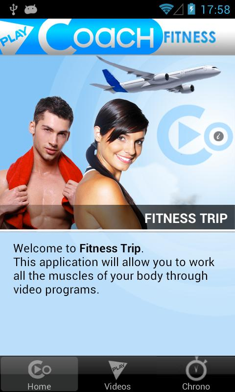 PlayCoach™ Fitness Trip- screenshot