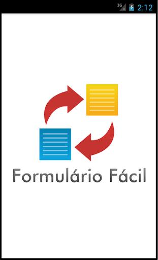 Formulario Facil