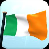Ireland Flag 3D Live Wallpaper