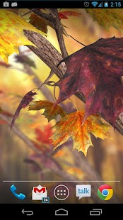 Autumn Tree Live Wallpaper - screenshot thumbnail