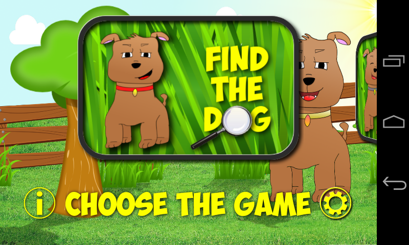 Dogs Games (multiplayer)- screenshot