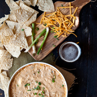 Beer Brat Cheese Dip