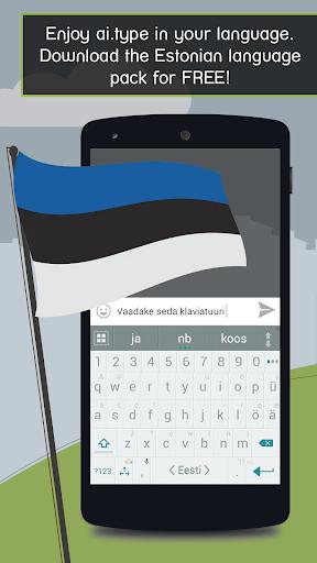 ai.type Estonian Predictionary