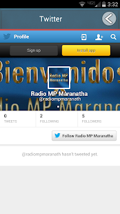 Radio MP Maranatha- screenshot thumbnail