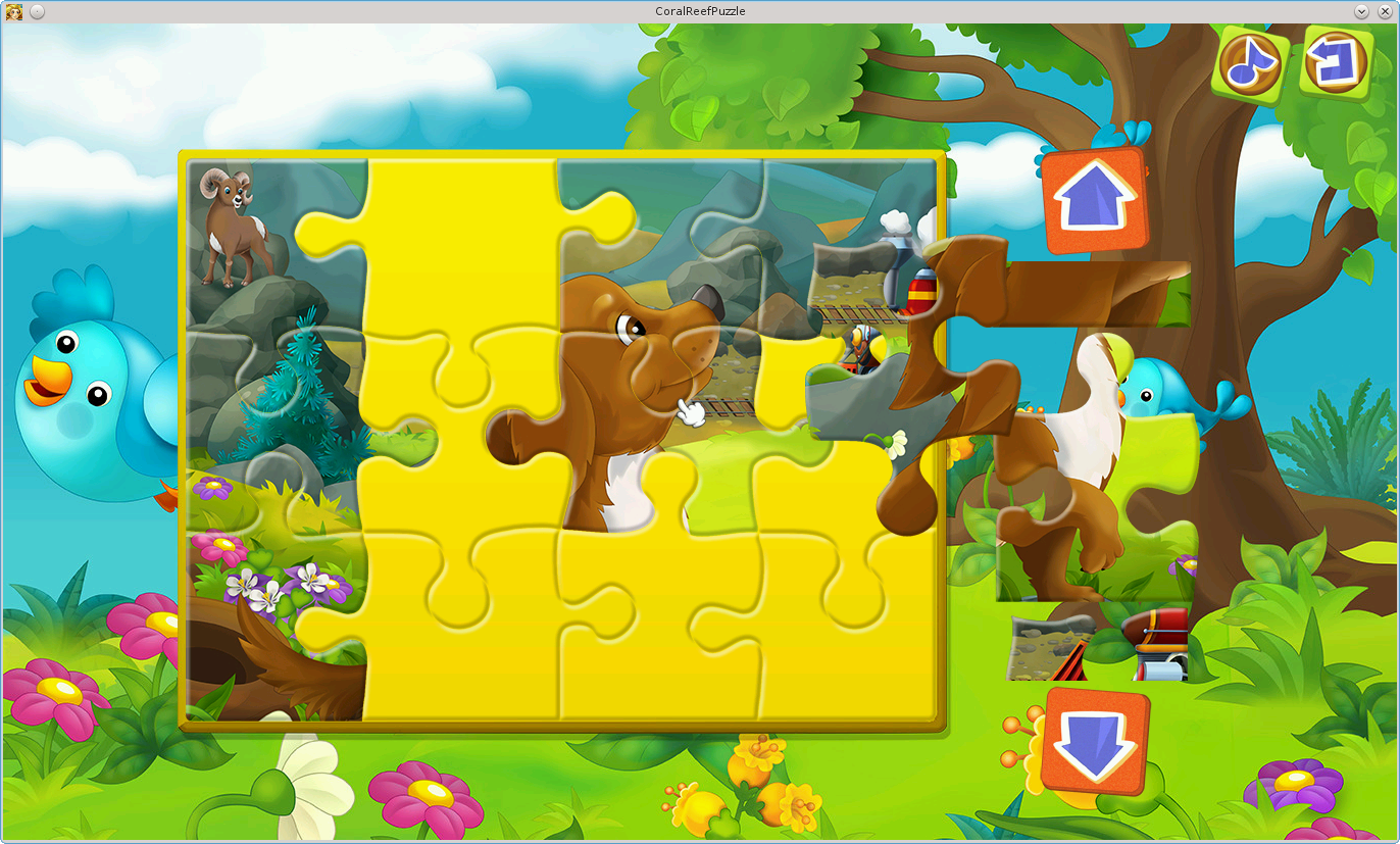 Nestor Fairy Tale Puzzles Fun- screenshot
