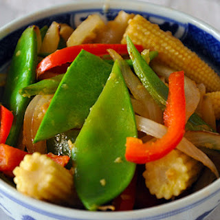 HOT AND SOUR VEGETABLE STIR FRY