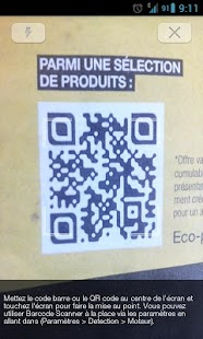 Social Barcode & QR Scanner - screenshot thumbnail