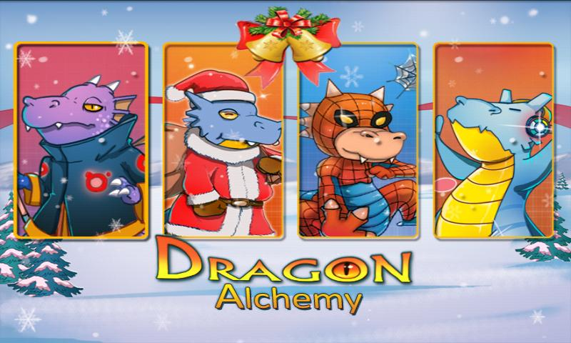 Dragon Alchemy - screenshot