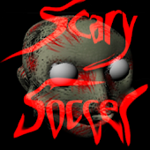 Zombies Scary Soccer Football