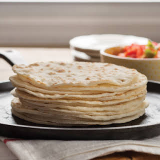 Gluten Free Flour Tortillas from GFOAS Bakes Bread.