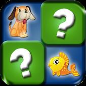 Kids Game Memory Cards app