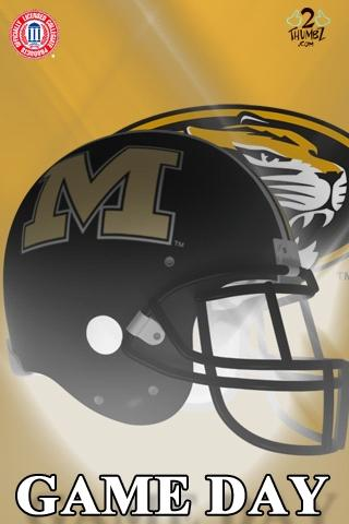 Missouri Tigers Gameday - screenshot