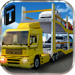 3D Car Transport Trailer Free 1.1 Apk